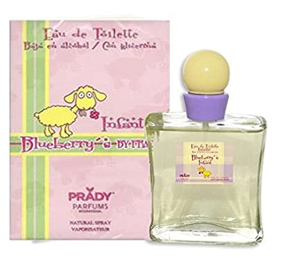 PRADY BABY COLONIA 100 ml BLUEBERRY´S
