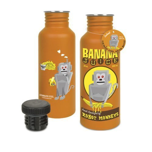 Accoutrements COMINHKR008557 Banana Juice Bottle