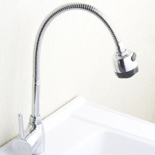 New Style Basin Basin Basin Faucet Universal Rotary Faux Copper Faucet 55cb94