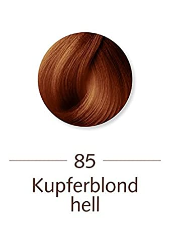 "SANOTINT® Haarfarbe sensitive ""light"" Nr. 85 ""Kupferblond Hell"" (125 ..."