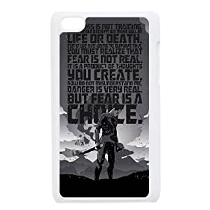 After Earth iPod Touch 4 Case White&Phone Accessory STC_049642