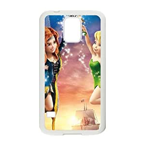 Tinkerbell Samsung Galaxy S5 Cell Phone Case White yyfabd-319655