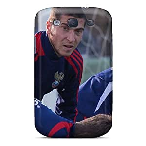 Cynthaskey Design High Quality Russian Midfielder Alexei Ionov In Training Cover Case With Excellent Style For Galaxy S3