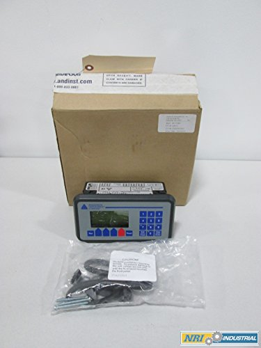 NEW ANDERSON BC104P BATCH CONTROLLER 100-230V-AC PROCESS METER ()