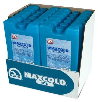 MaxCold Ice - Bloque para congelador (tamaño mediano): Amazon.es ...