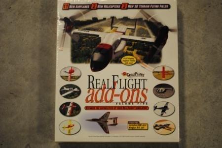Realflight G3 Planes (RealFlight Add-Ons Volume 5)