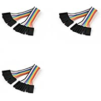 3 x Quantity of Walkera QR X350 PRO FPV (100mm) Super Clean RC Male to Male Ribbon Extensions Set(Servo Connector) - FAST FREE SHIPPING FROM Orlando, Florida USA!