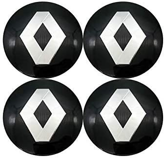 ... 56.5mm Renault car Emblem Wheel Center Hub Caps Badge Covers Sticker for Renault Wheel Clio Megane Laguna Scenic TwinGo Color Name Renault: Amazon.in: ...