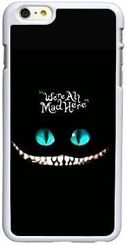 fundas iphone 6 alicia en el pais de las maravillas
