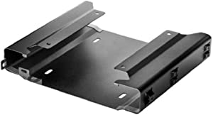 HP V2 - Mounting Kit - for 6300 Pro (Micro Tower), 6305 Pro (Micro Tower), EliteDesk 705 G1 (Mini Desktop) and More - Black