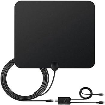 Amazon Com Tv Antenna New 2018 Version Digital Tv Hd