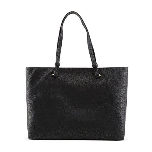 Genuine Jeans Versace Bag Women Black Rrp Shopping Designer 4PffqSX