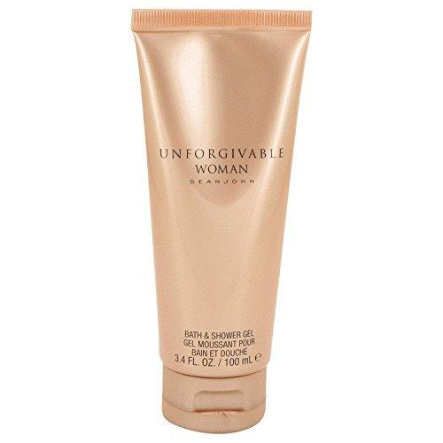 - Unforgivable Women By Sean John 100 Ml/ 3.4 Oz Perfumed Shower Gel 1 Tube