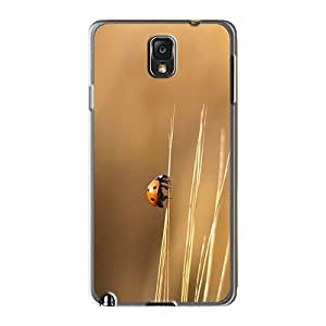 Tough Galaxy NrM476LLCH Case Cover/ Case For Galaxy Note 3(real Ladybug)