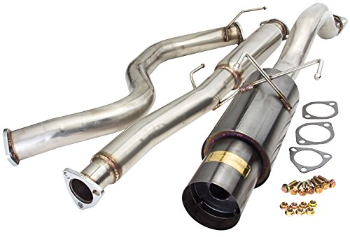 Honda Civic Exhaust - Limited Edition 2.5