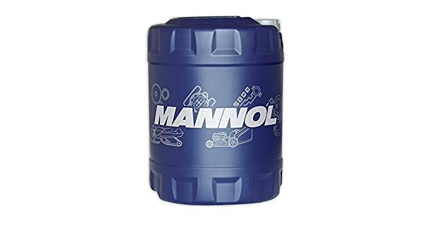 MANNOL 10 litros, ATF AG60 G 060162 A1/A2/A6 Aceite para Engranajes: Amazon.es: Coche y moto