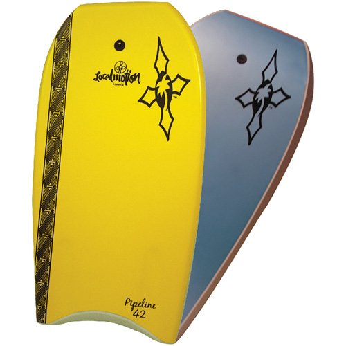 Local Motion Pipeline Bodyboard (Assorted Colors)