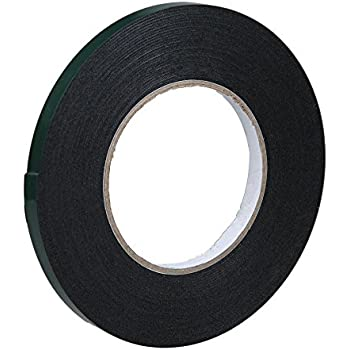 Amazon Com Mounting Tape Double Sided Foam Tape