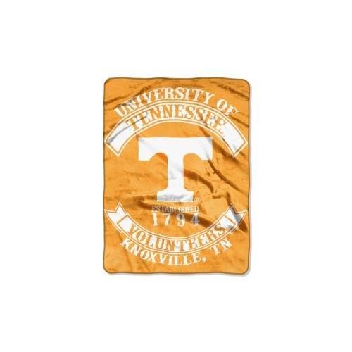 The Northwest Company NCAA Tennessee Volunteers Rebel Raschel Throw Blanket, 50
