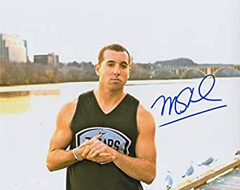 Mike Stud signed 8x10 ...