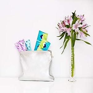 Sustain Natural Latex Condoms - Tailored Fit - FDA Cleared - Nitrosamine Free - Non GMO - Fair Trade - 10 Count