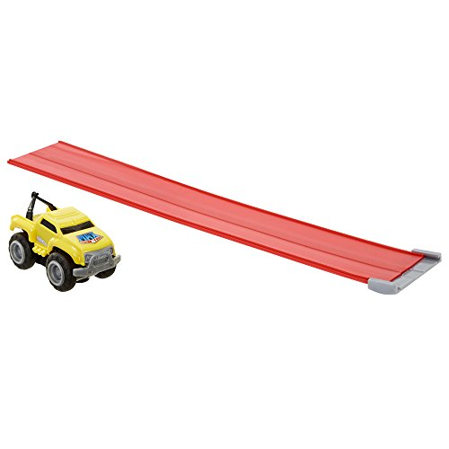 Max Tow Truck 87224 Mini Haulers Tow Body Style Yellow Vehicle