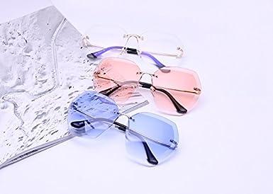 Xuxuou Women Sunglasses Oversized Sunglasses Shining Unisex Classic Multicolor