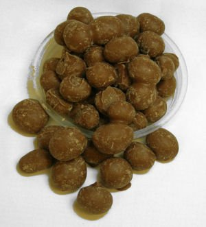 Wockenfuss Candies Milk Chocolate Covered Peanuts - 2lb