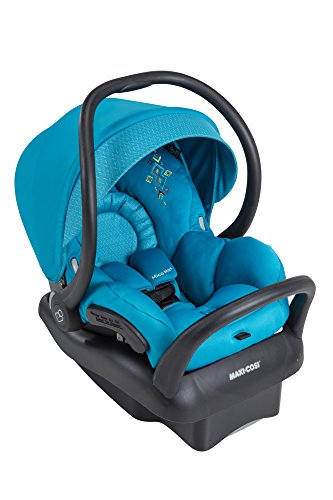 Maxi-Cosi Mico Max 30 Infant Car Seat, Mosaic Blue Discontinued by Manufacturer