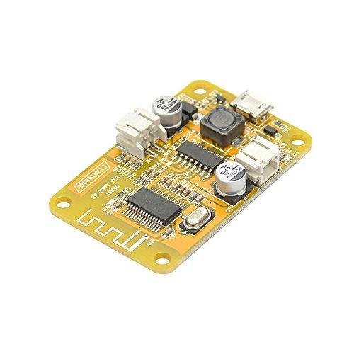 Aiyima 6W Mono Bluetooth Digital Amplifier Audio Board Bluetooth Speaker DIY Modified Audio Receiver Amplifier Board
