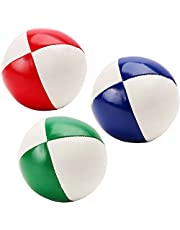 uggling Balls [Pack of 3] for Beginners to Advanced Jugglers