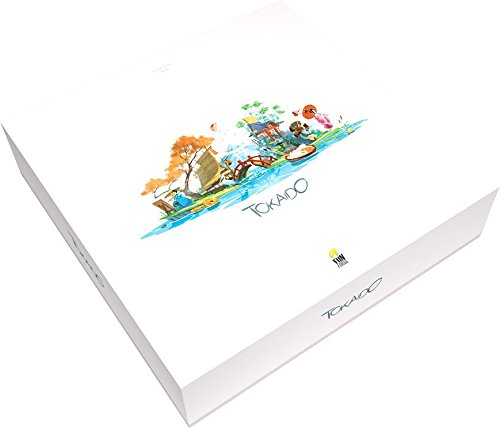 Tokaido Board Game Flat River Group TKD-5TH-US01