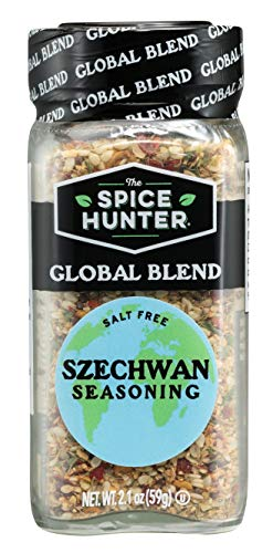 The Spice Hunter Szechwan Seasoning Blend, 2.1 oz. -