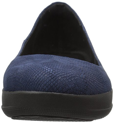 Fitflop Blu Tm Fsporty Midnight Navy Ballerine Donna gpgrwq