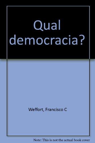 Qual Democracia?