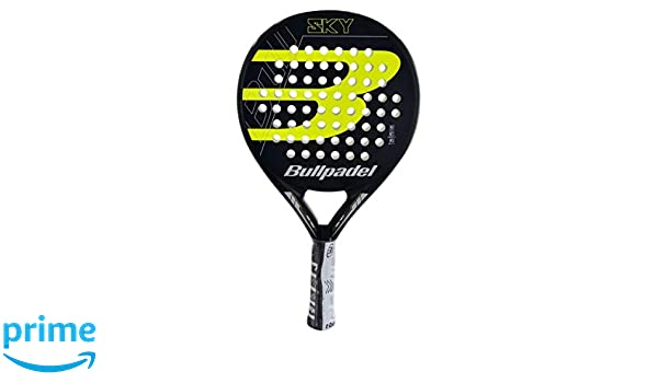 Pala De Padel Bullpadel Sky 2019 Amarillo: Amazon.es ...
