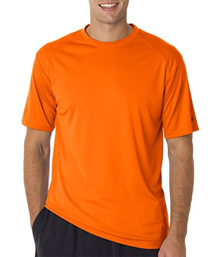 Badger - B-Core Short Sleeve T-Shirt - - T-shirt Badger Sleeve Short