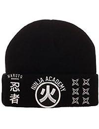 Hidden Leaf Village Ninja Academy Knit Winter Beanie Hat