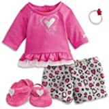 American Girl - Lovely Leopard Pajamas for Dolls - Truly Me 2015