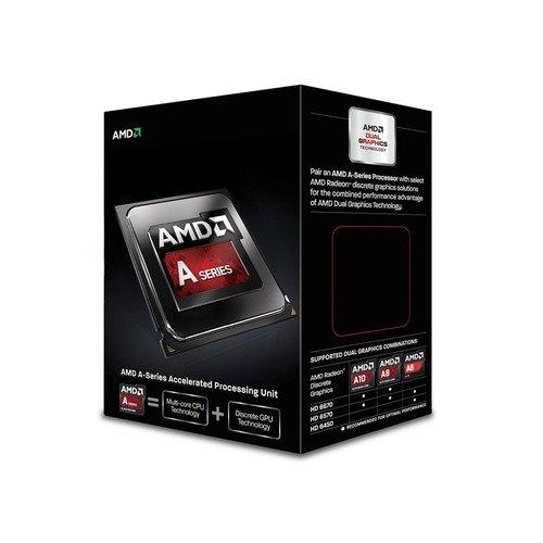 AMD A6-6420K 3.9GHz Processor Black AD642KOKHLBOX