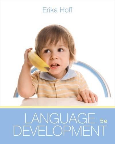 Cengage Advantage: Language Development (Cengage Advantage Books)