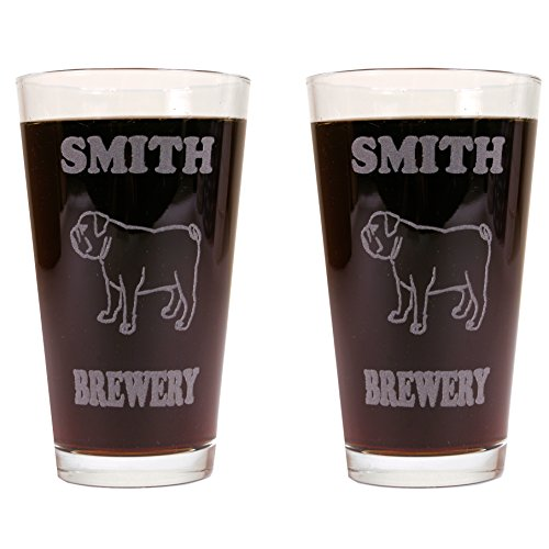 Personalized-Custom-Beer-Mugs-With-Dog-Breeds-2-Pack-of-Made-in-USA-Pint-Glasses