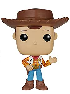 Funko Action Figure Disney Toy Story Woody New Pose