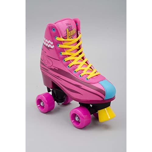 Image of Children's Roller Skates Soy Luna - Quad Roller Skate 4 wheeled (Giochi Preziosi YLU00421)