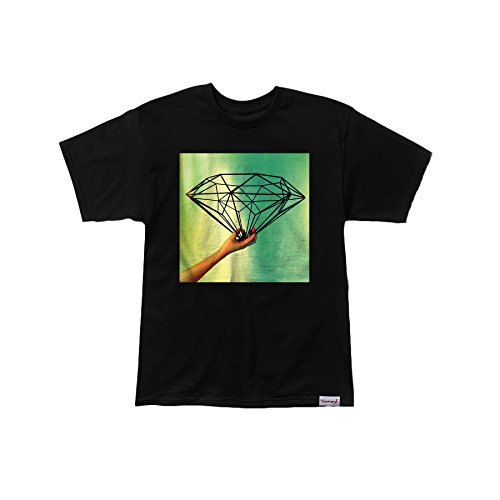 Diamond Supply Co Architect Men's T-shirt Blk a15dpa36-blk (Size XL)