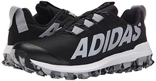 adidas Performance Mens Vigor 6 TR M Running ShoeBlack Silver White
