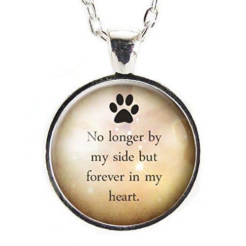 Amazon Pet Memorial Necklace Pet Loss Gift Loss Of Pet Delectable Vikings Condolences Quote