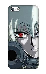 AJvqnj-4842-fFVqK Snap On Case Cover Skin For Iphone 5c(Anime Hellsing)/ Appearance Nice Gift For Christmas