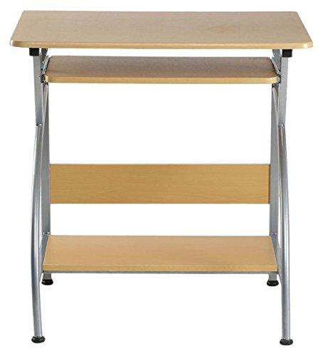 Nilkamal Vibe Computer Table (Beech)