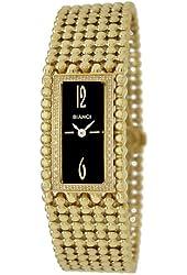 "Roberto Bianci Women's 9078DIA_BLK ""Prestigio Diamond"" Watch"